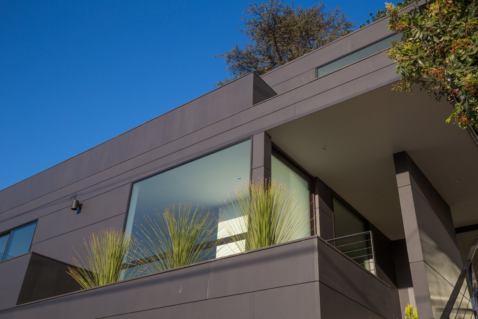 Exterior, Concrete Siding Material, and House Building Type Exterior  Tilt-Shift House by ANX / Aaron Neubert Architects