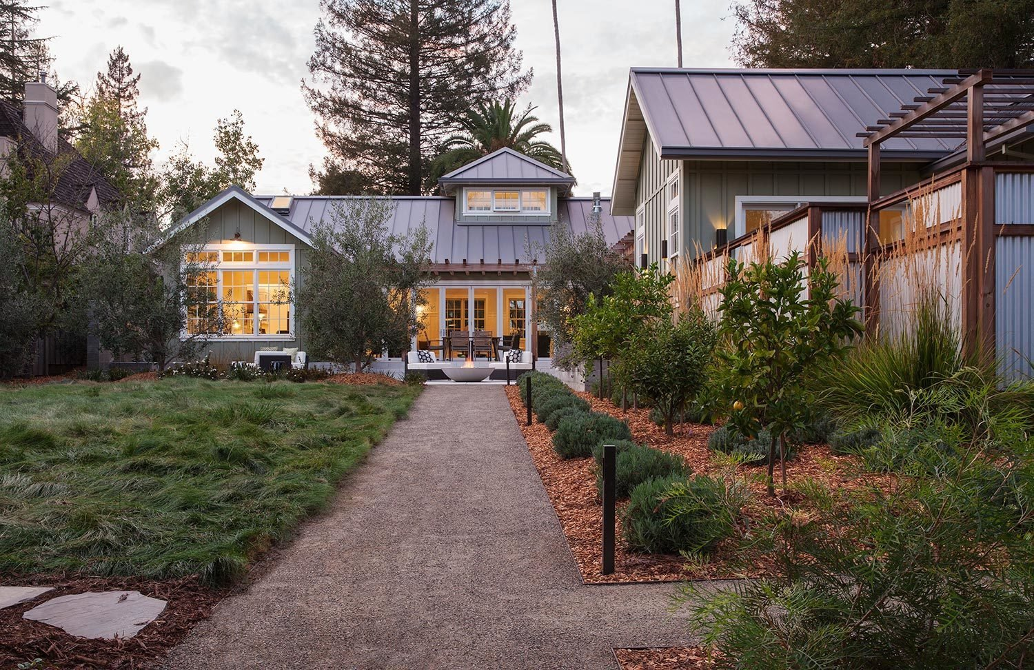 Talk Of The Neighborhood Modern Home In San Mateo California By