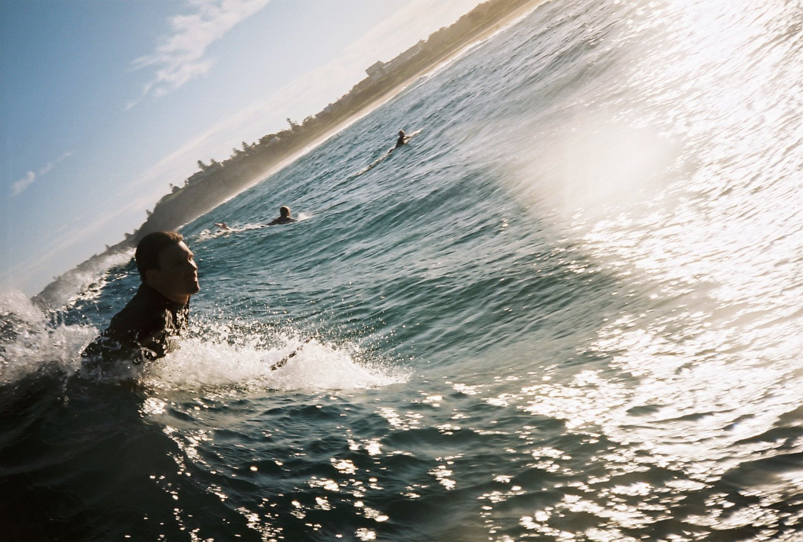 """""""Stoking out surfers — that's why I do it.""""  Photo 9 of 21 in How Hayden Cox's high-tech surfboards are shaking up the industry"""