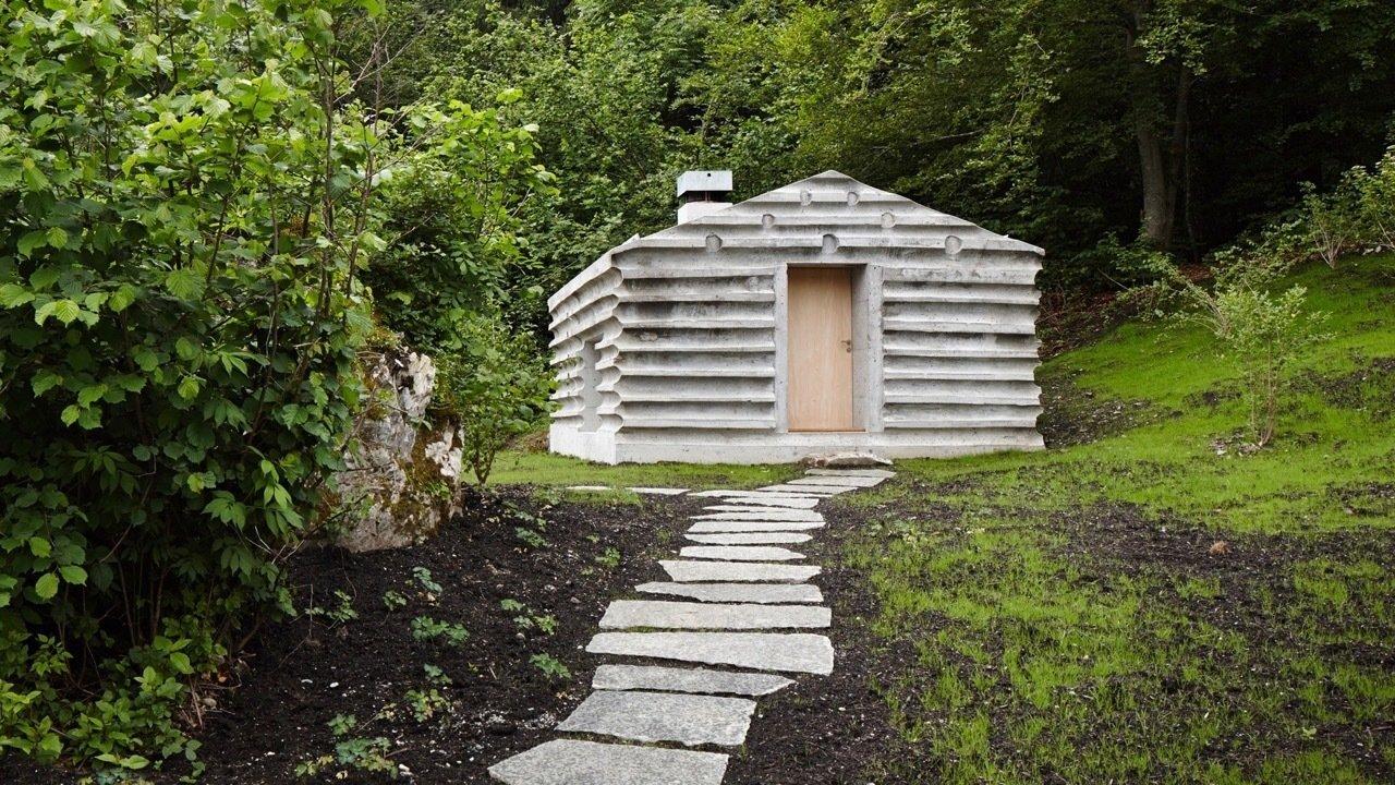 Refuge in Concrete | Switzerland Refuge Lieptgas is the negative imprint of its ancient predecessor. By architect Selina Walder.  Cabin Love