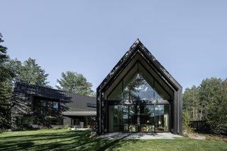 Best 60 Modern Exterior Metal Siding Material Design
