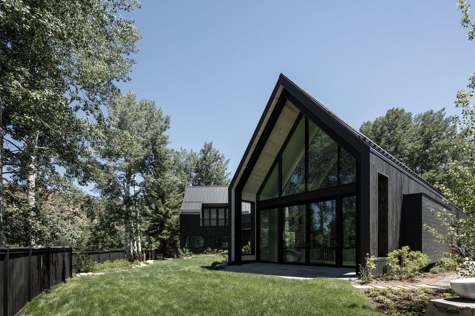 V-Plan Residence exterior