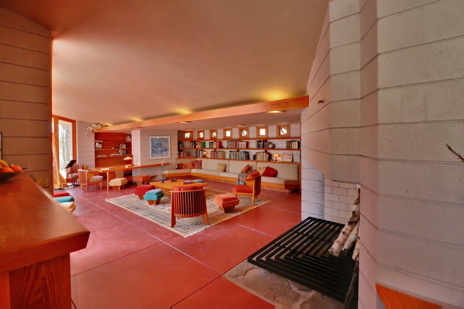 Frank Lloyd Wright Mäntylä House
