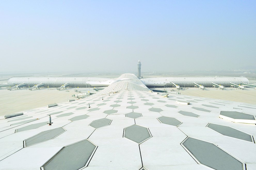 Аэропорты: топ-3 шедевра архитектуры