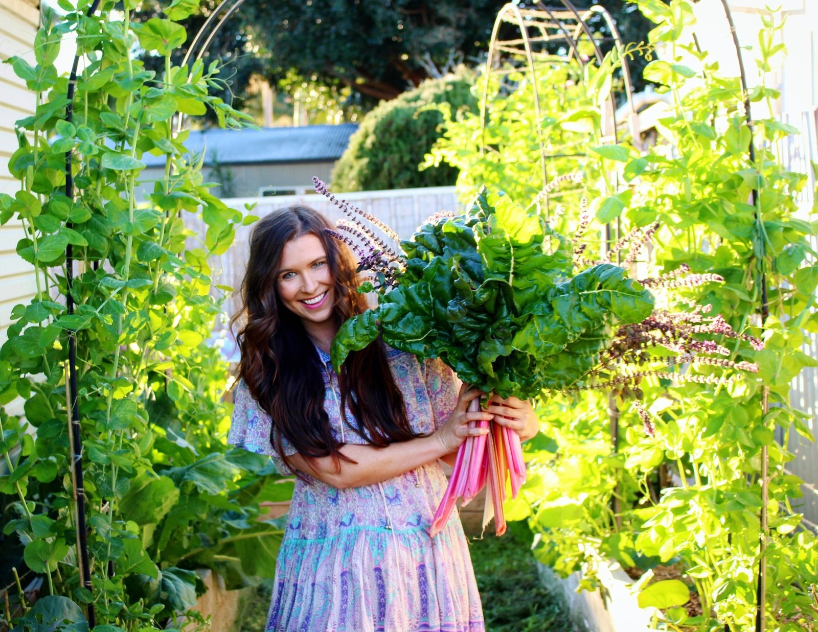 """""""There are some great advantages to growing your plants from seed,"""" says Lee Sullivan, who runs the Urban Veggie Patch Instagram account from her home in Australia. """"There is greater diversity in terms of what you can grow, and you have control over how the seedlings are raised, which is especially important if you are committed to organic growing."""""""