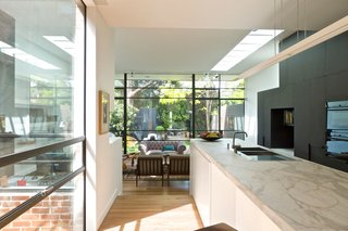Kitchen & Internal Courtyard