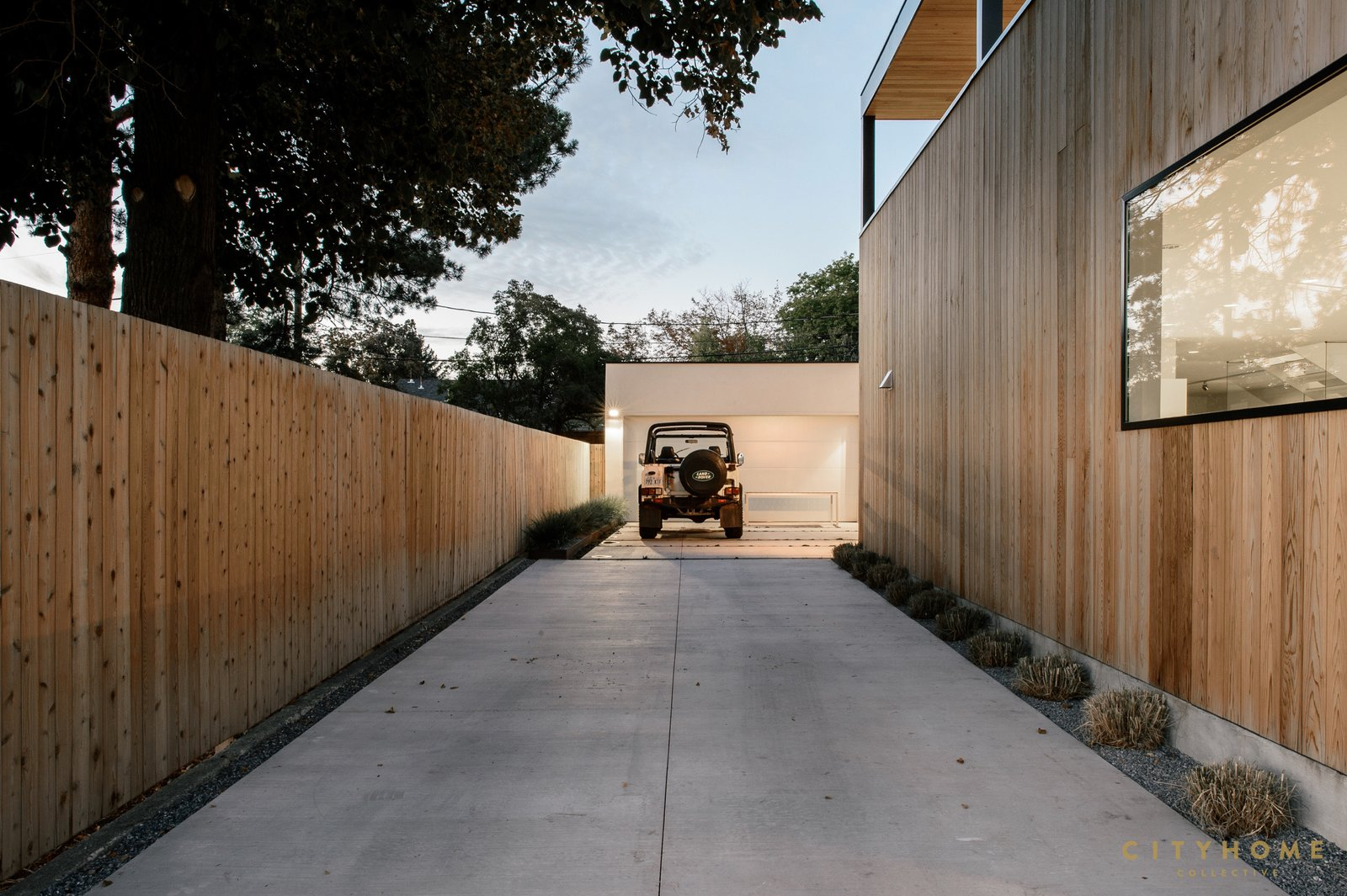 Garage and Detached Garage Room Type 2 car garage  Best Photos from Sugarhouse Studio