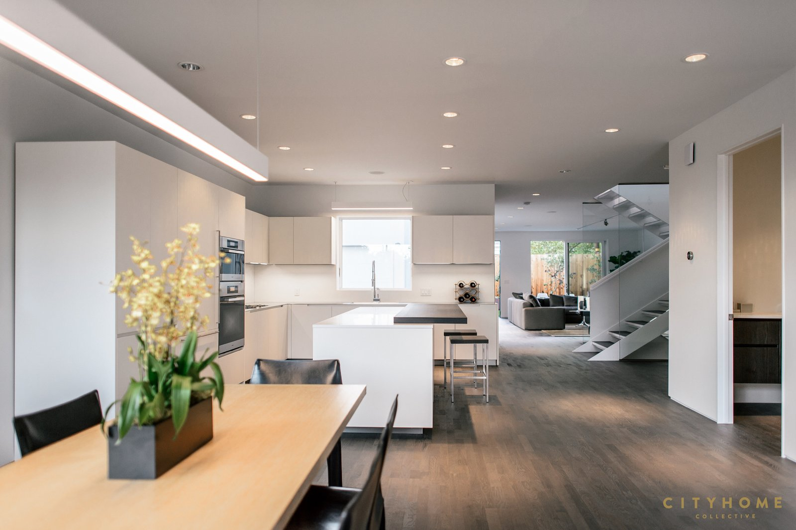 dining kitchen and beyond  Sugarhouse Studio