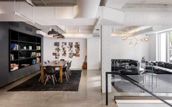 Step Inside Squarespace's Minimalist Portland Office