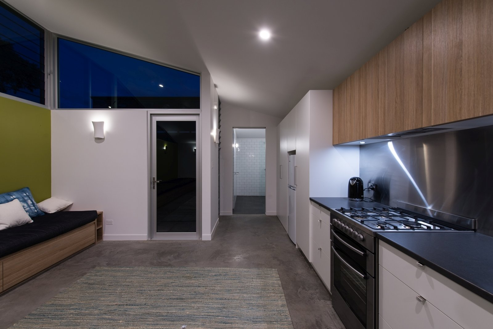 Living room  Cooks Hill Granny by Shane Blue