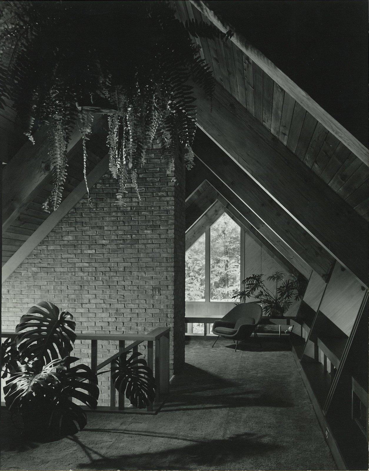 The Josephine Ashmun Residence by Alden B. Dow  The Josephine Ashmun Residence