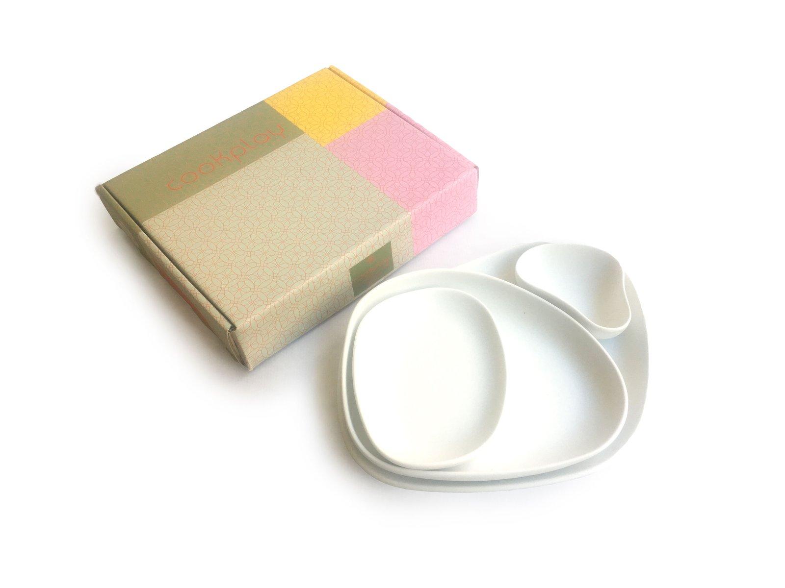 Yayoi porcelain dinnerware collection  Form(al) Dinnerware