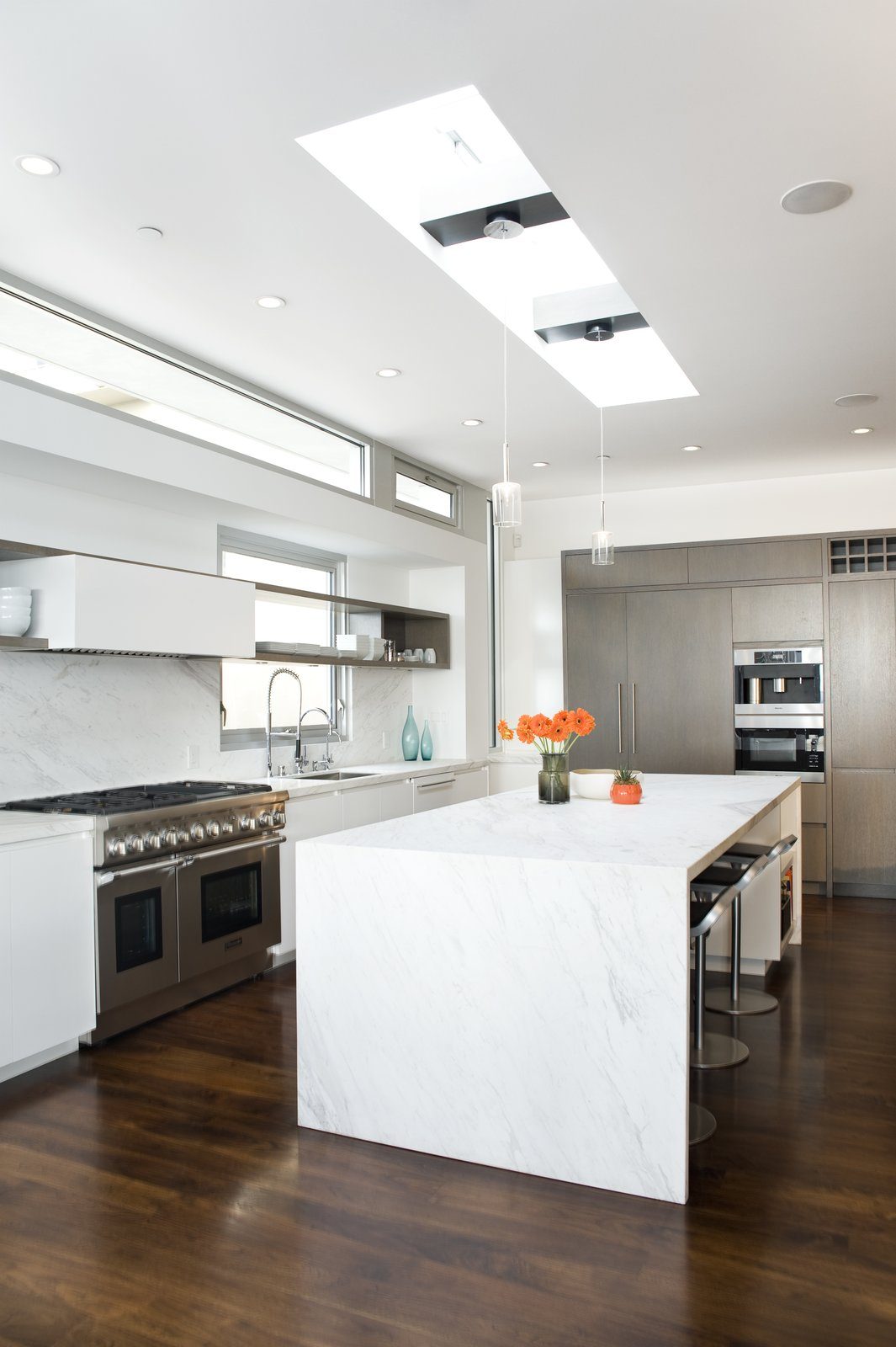 Kitchen  Manhattan Beach Residence