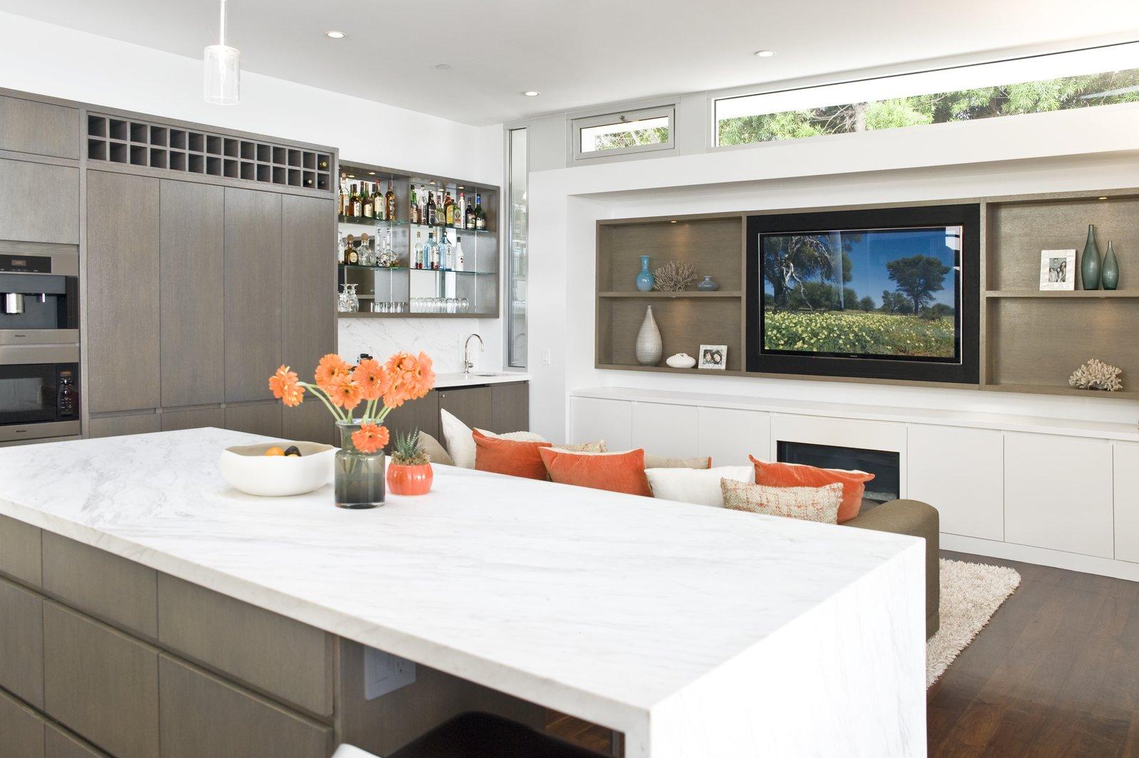 Kitchen  Manhattan Beach Residence