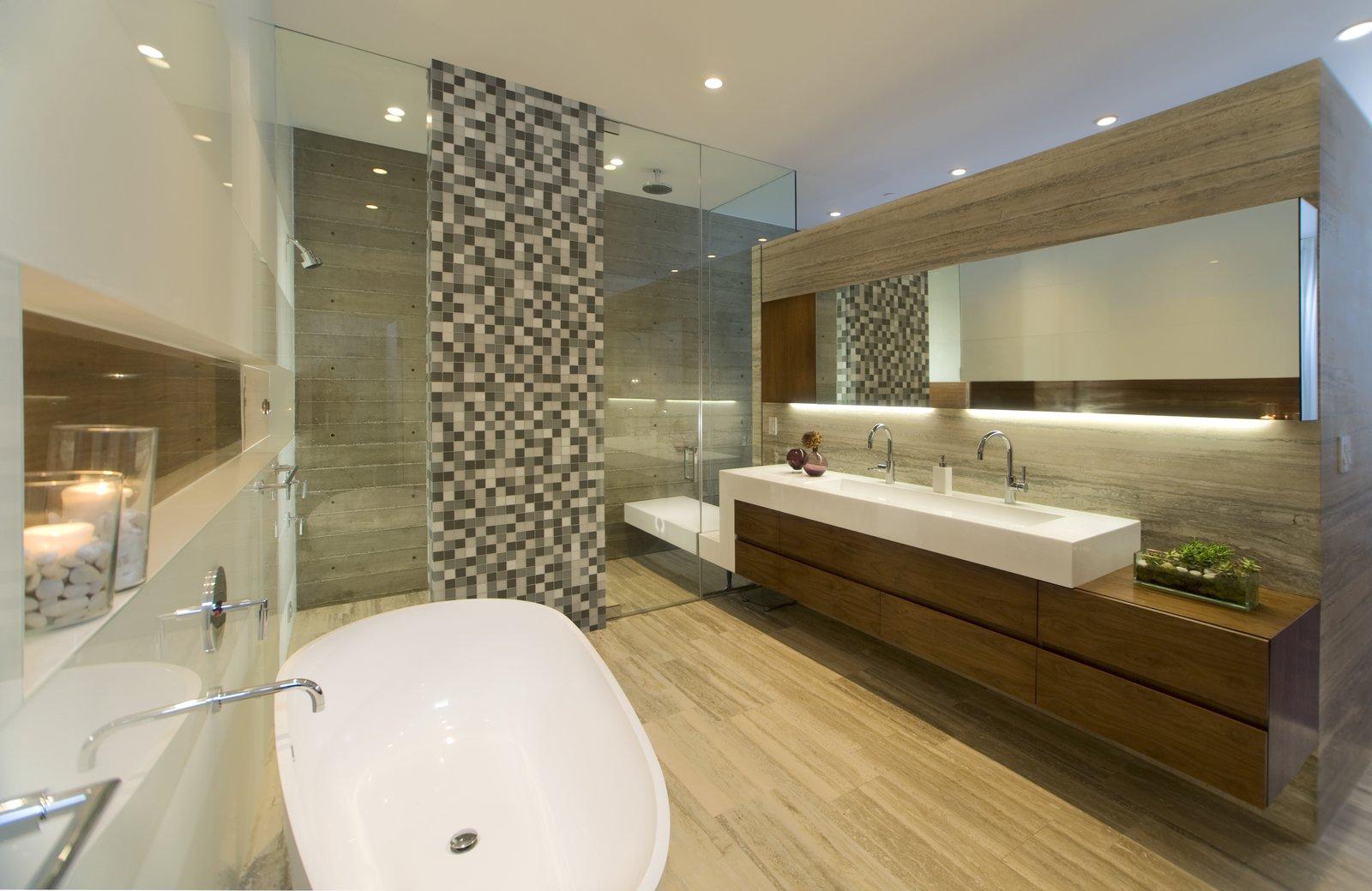 Master Bath  Manhattan Beach Residence