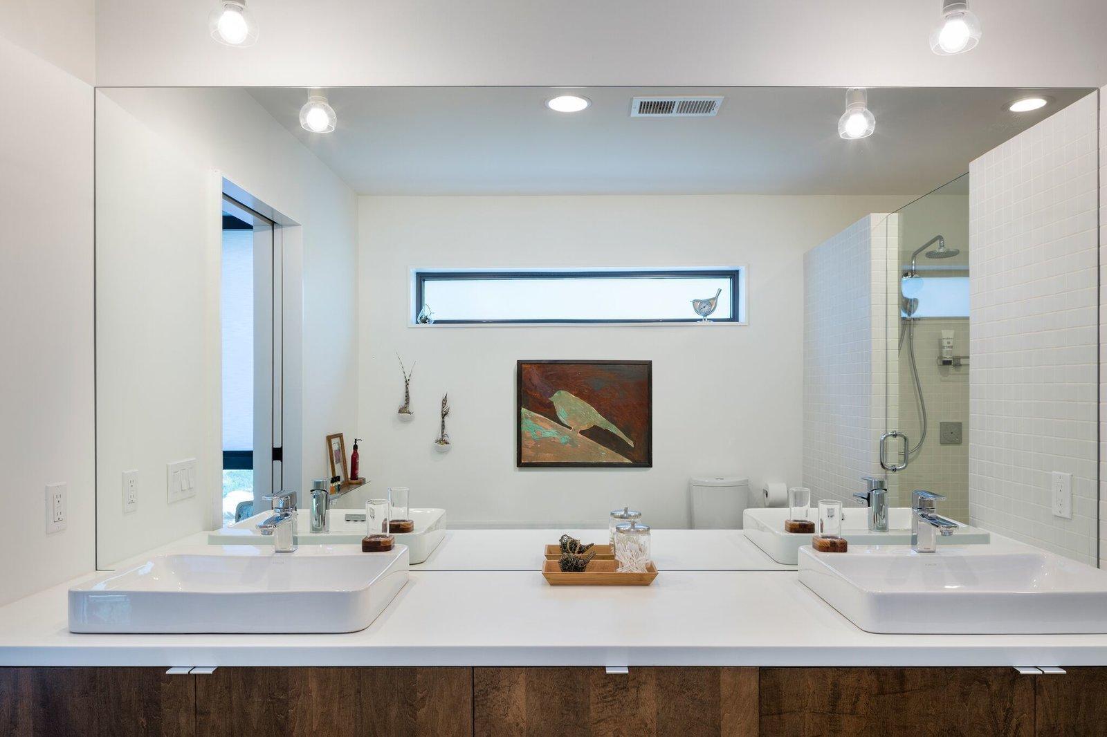 Bath Room Master bath  Modern Lodge
