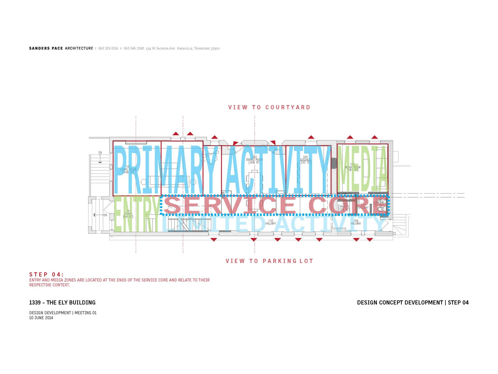 Plan Diagram  The Historic Ely Building