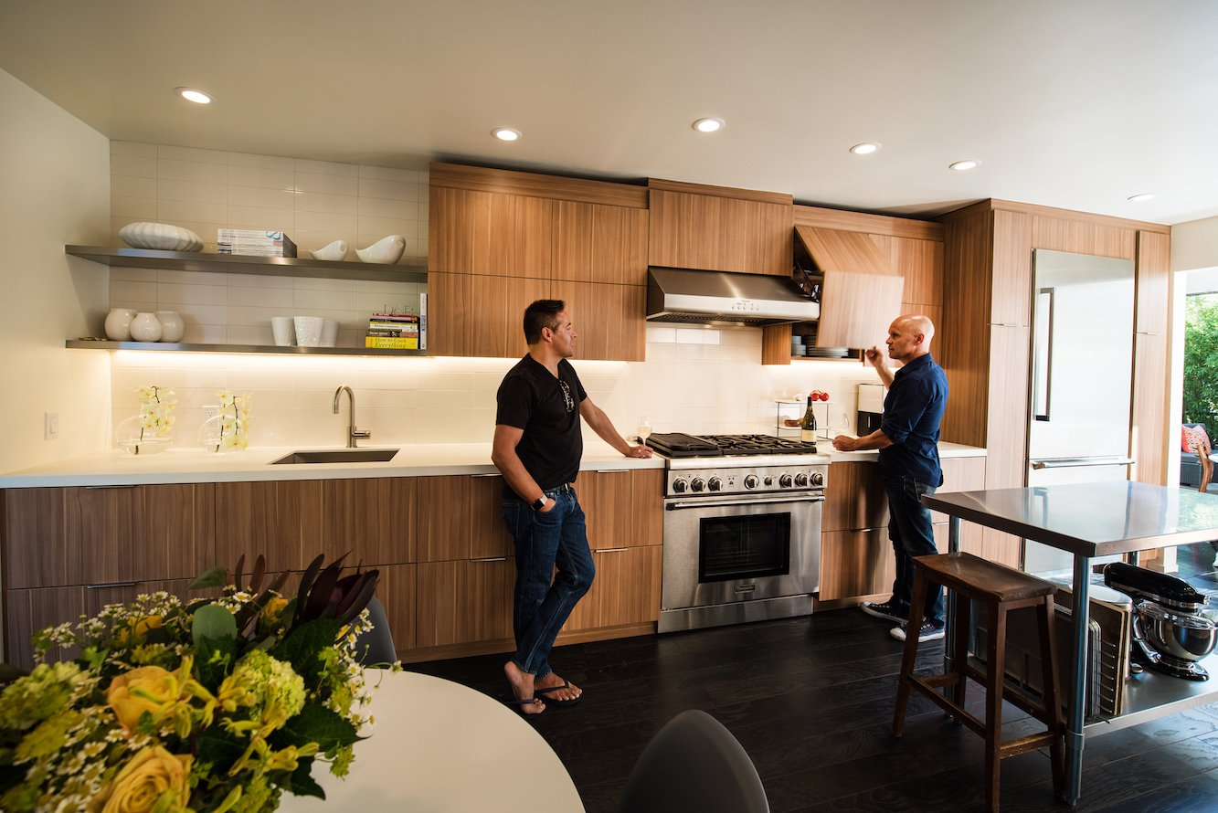 Kitchen  Acevedo-Mudd House