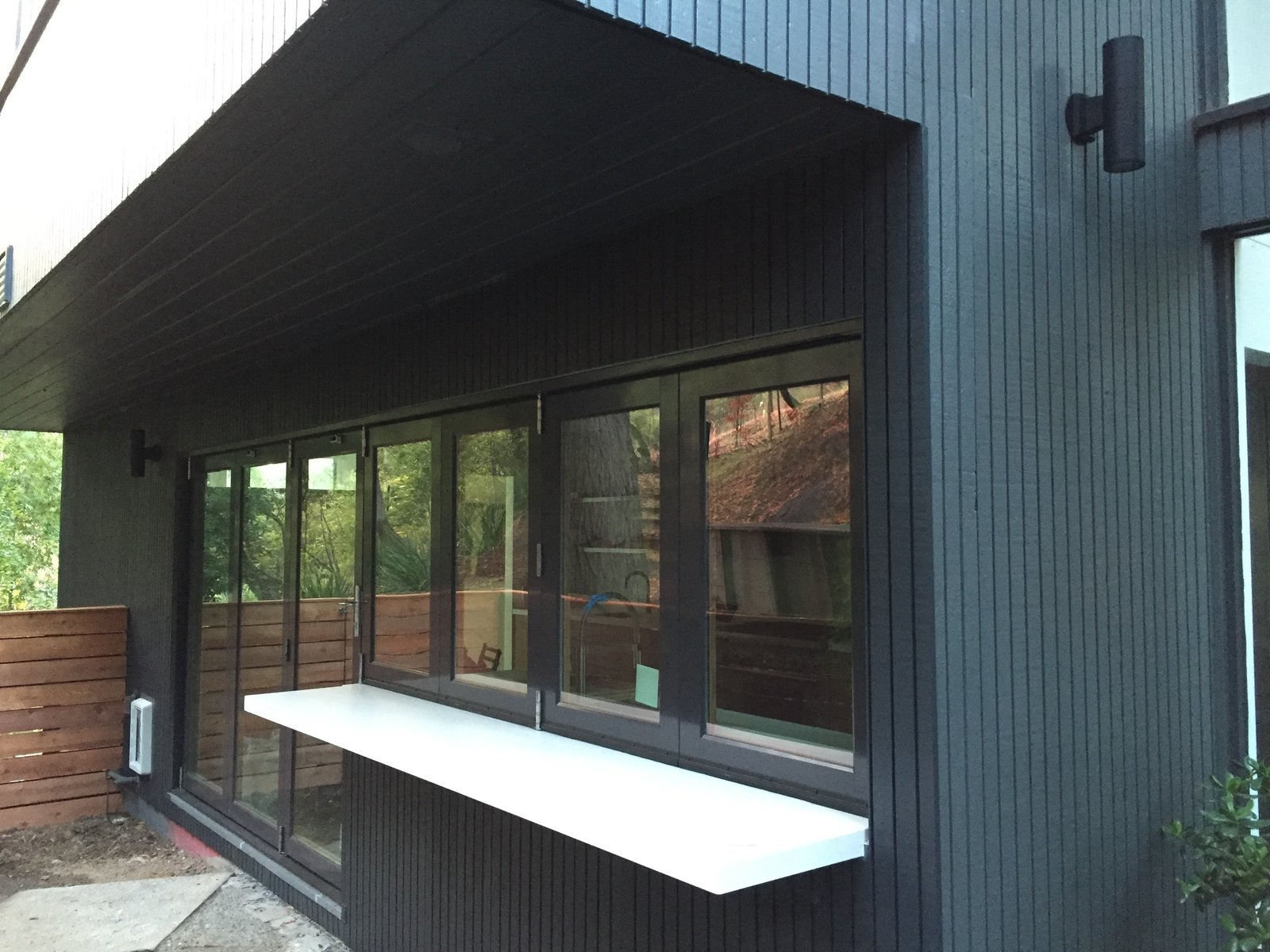 Outdoor Countertops  Acevedo-Mudd House