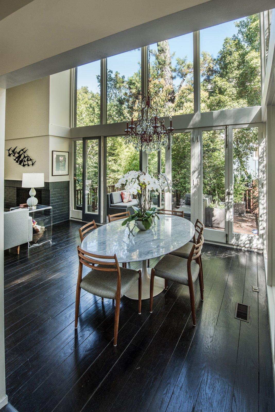 Dining Room  Acevedo-Mudd House