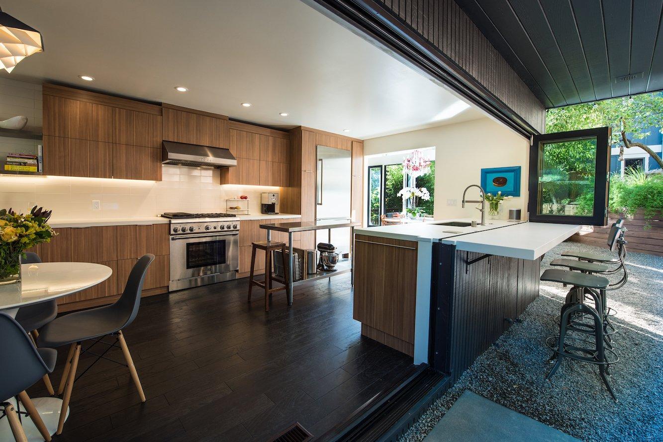 Outdoor Kitchen  Acevedo-Mudd House