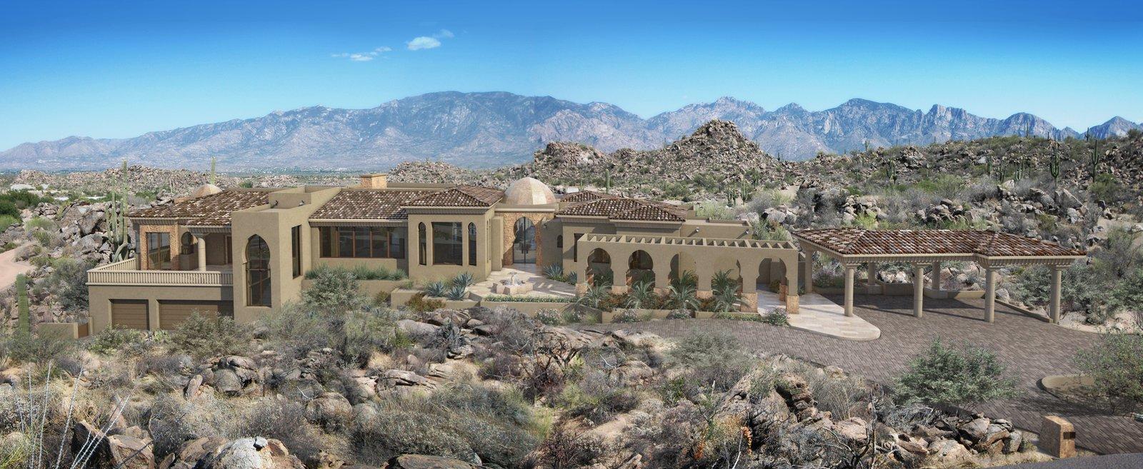 by Soloway Designs  Stunning Moorish Architecture