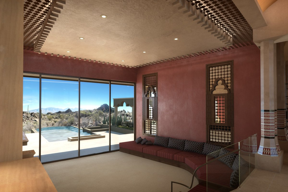 by Soloway Designs  Stunning Moorish Architecture