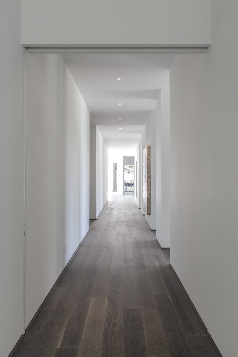 main hallway  Opposite House by rzlbd