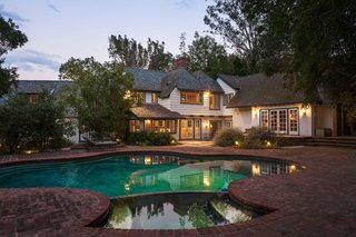 Authentic 1930s Country English Compound in Fryman Canyon