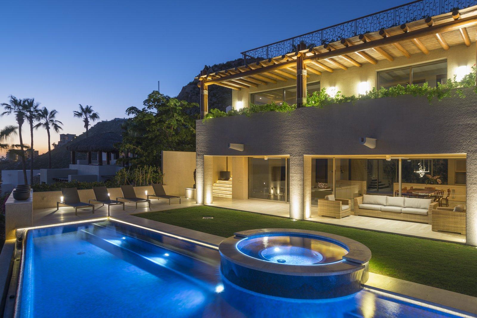 Modern Mexican Retreat Casa Grillo Stuns From An Ocean