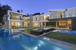 An Architectural Marvel off The Sunset Strip