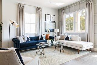 A Modern Take On Classic Santa Barbara Style Modern Home in ...