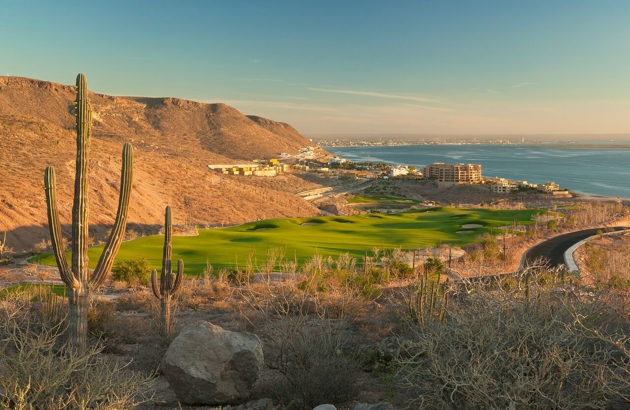 The exclusive Gary Player Signature Golf Course offers sweeping ocean views from 17 of the 18 holes.  An Iconic Residential and Resort Community on the Sea of Cortez, Reimagined