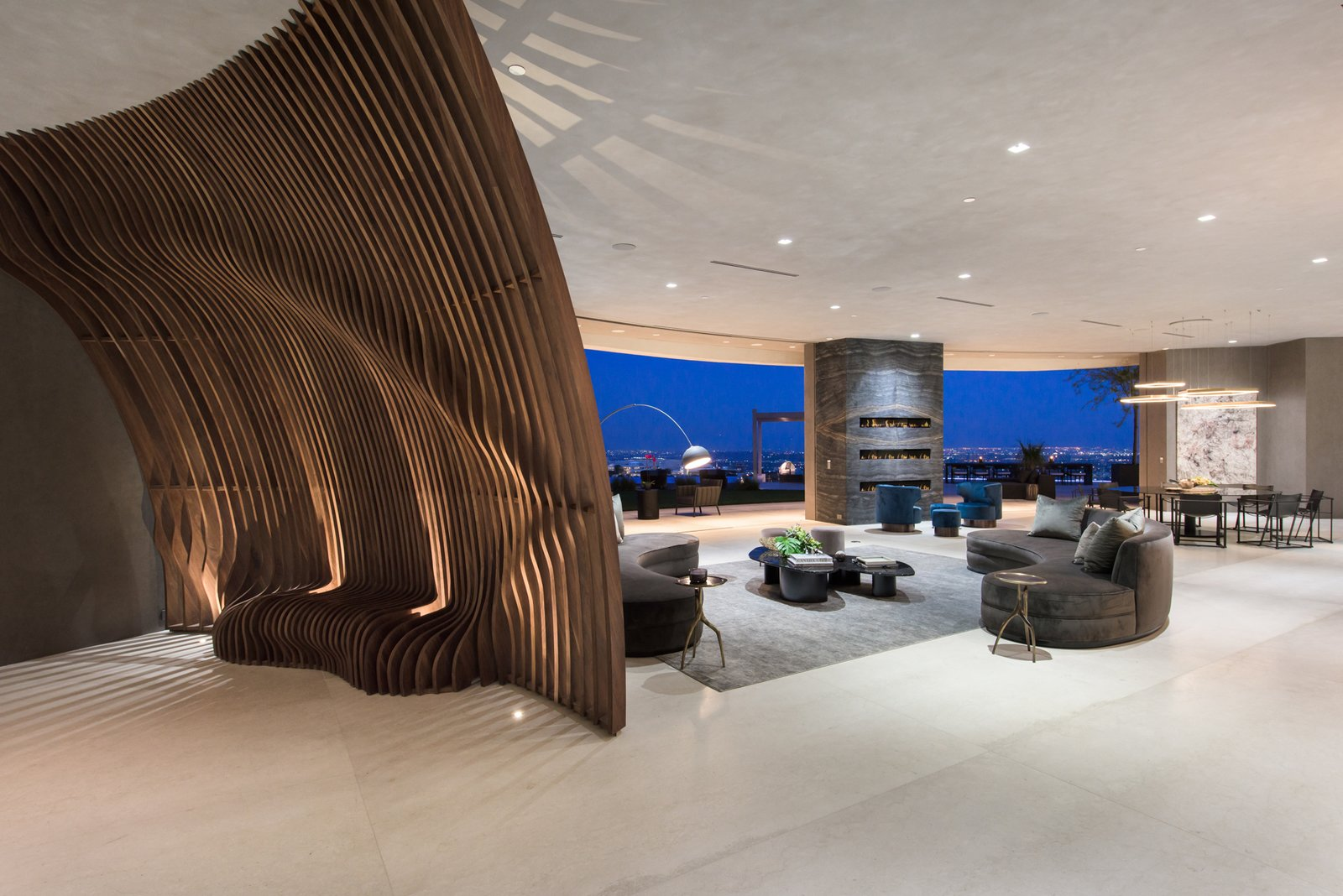 Modern Architecture Los Angeles modern architectural gem glitters high in the los angeles