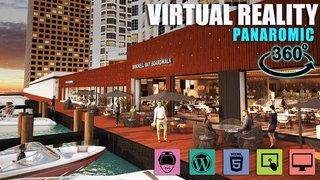 Interactive Panoromic Virtual Tour By Yantram virtual reality studio London, UK