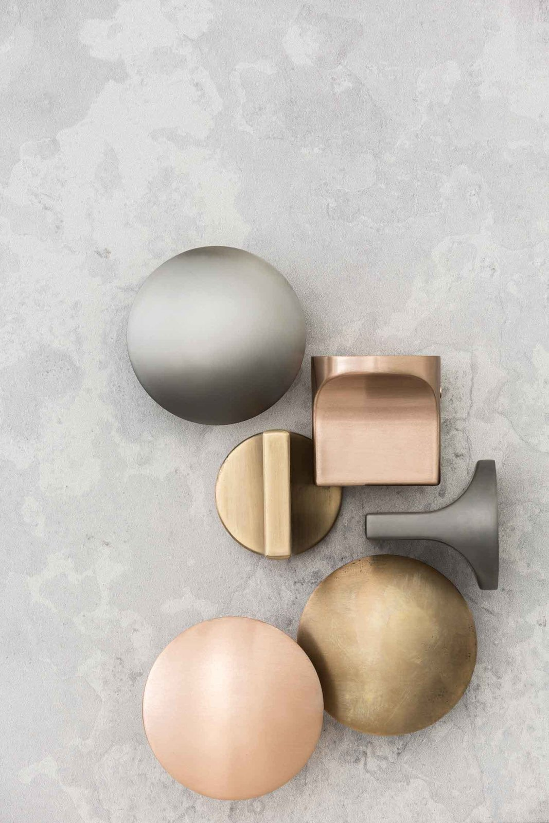 Beautifully finished knobs from Aussie brand, Rogerseller.  Photo 5 of 11 in 10 Effective Tips For Making the Most Out of Small Space Interiors