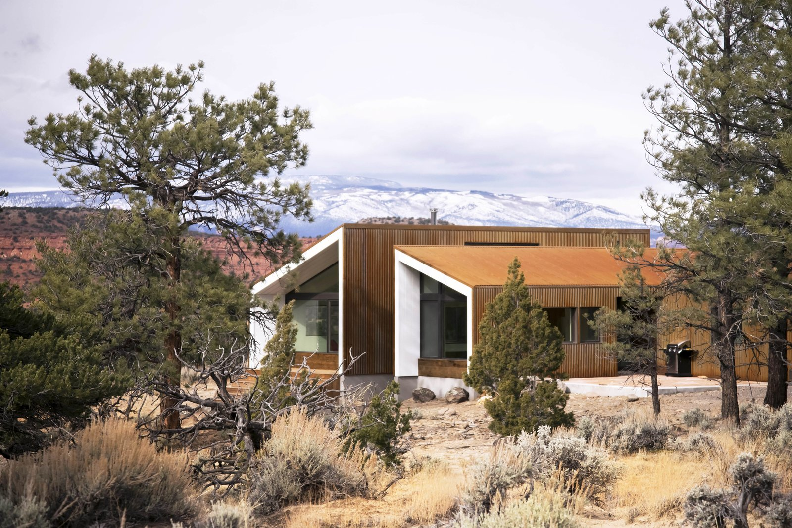 Main House  Capitol Reef by Imbue Design