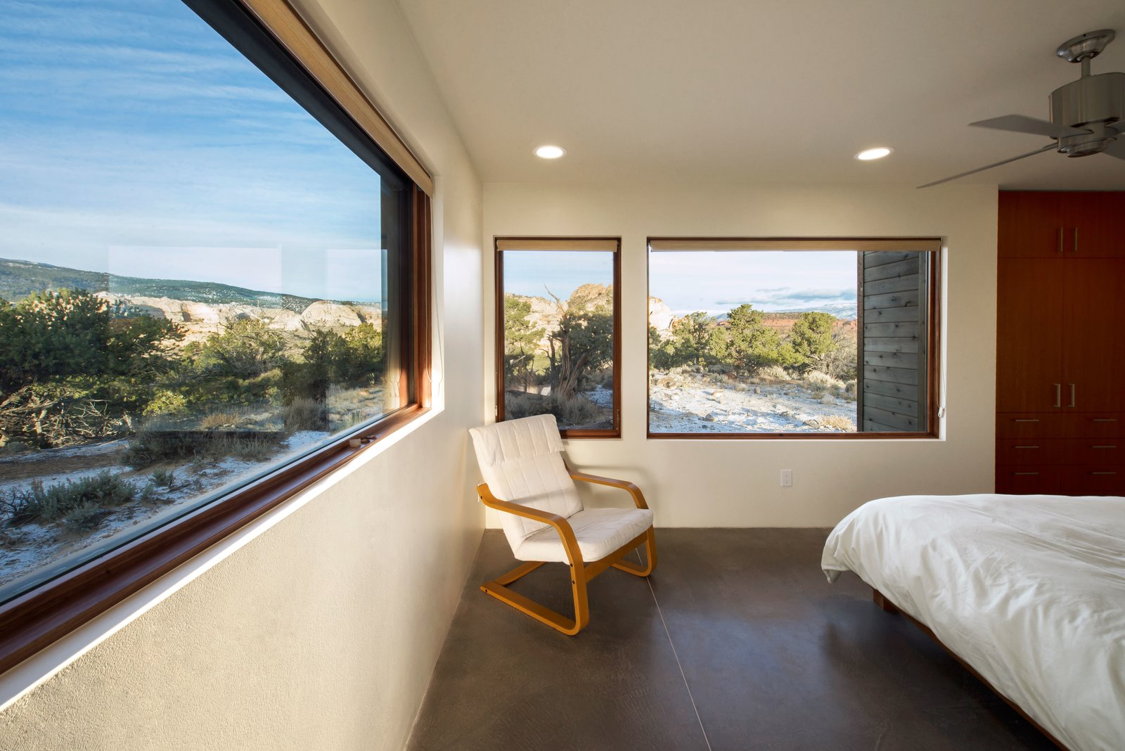 Guest House - Bedroom  Capitol Reef by Imbue Design