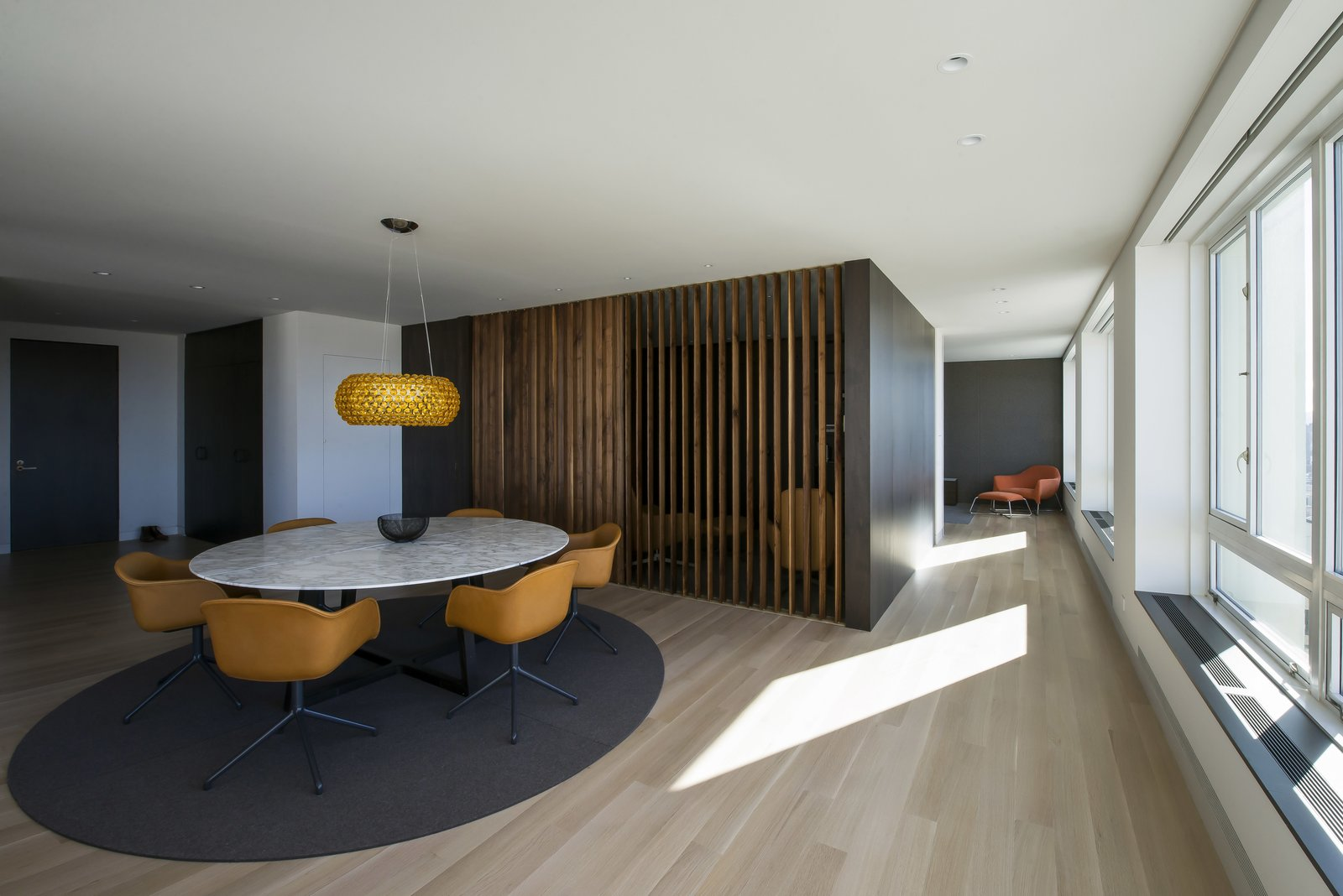 Dining Room  Nob Hill Residence by Imbue Design