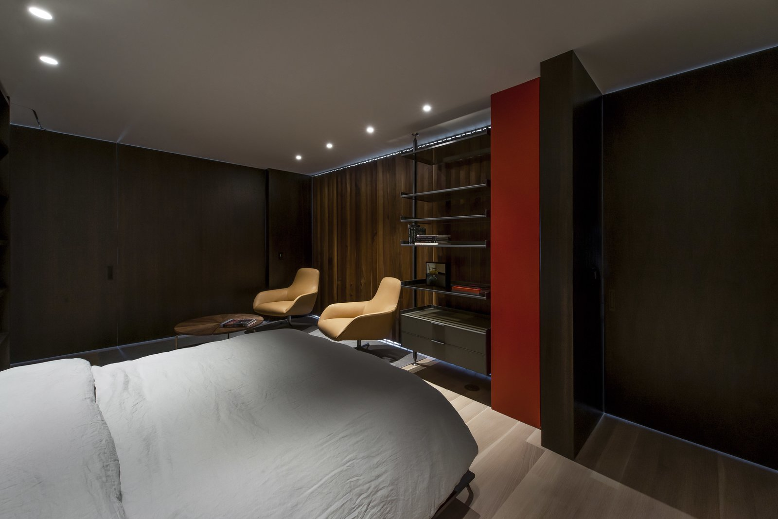 Office - Guest Room Mode  Nob Hill Residence by Imbue Design
