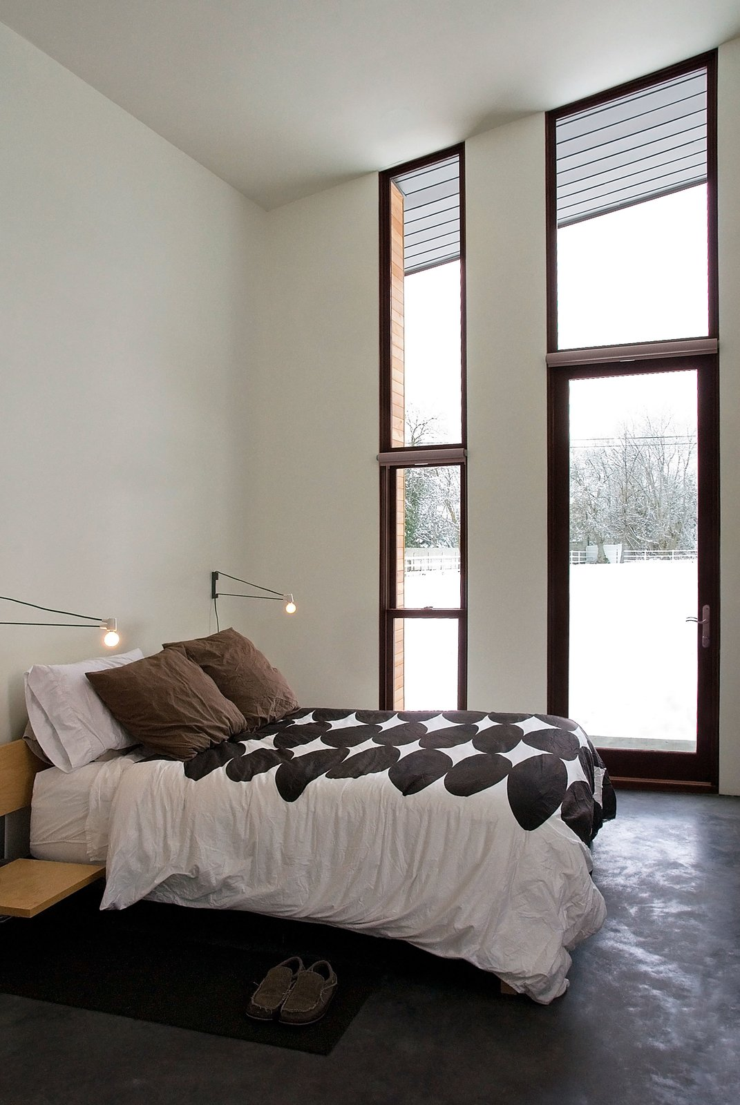 Master Bedroom  Pasture Project by Imbue Design