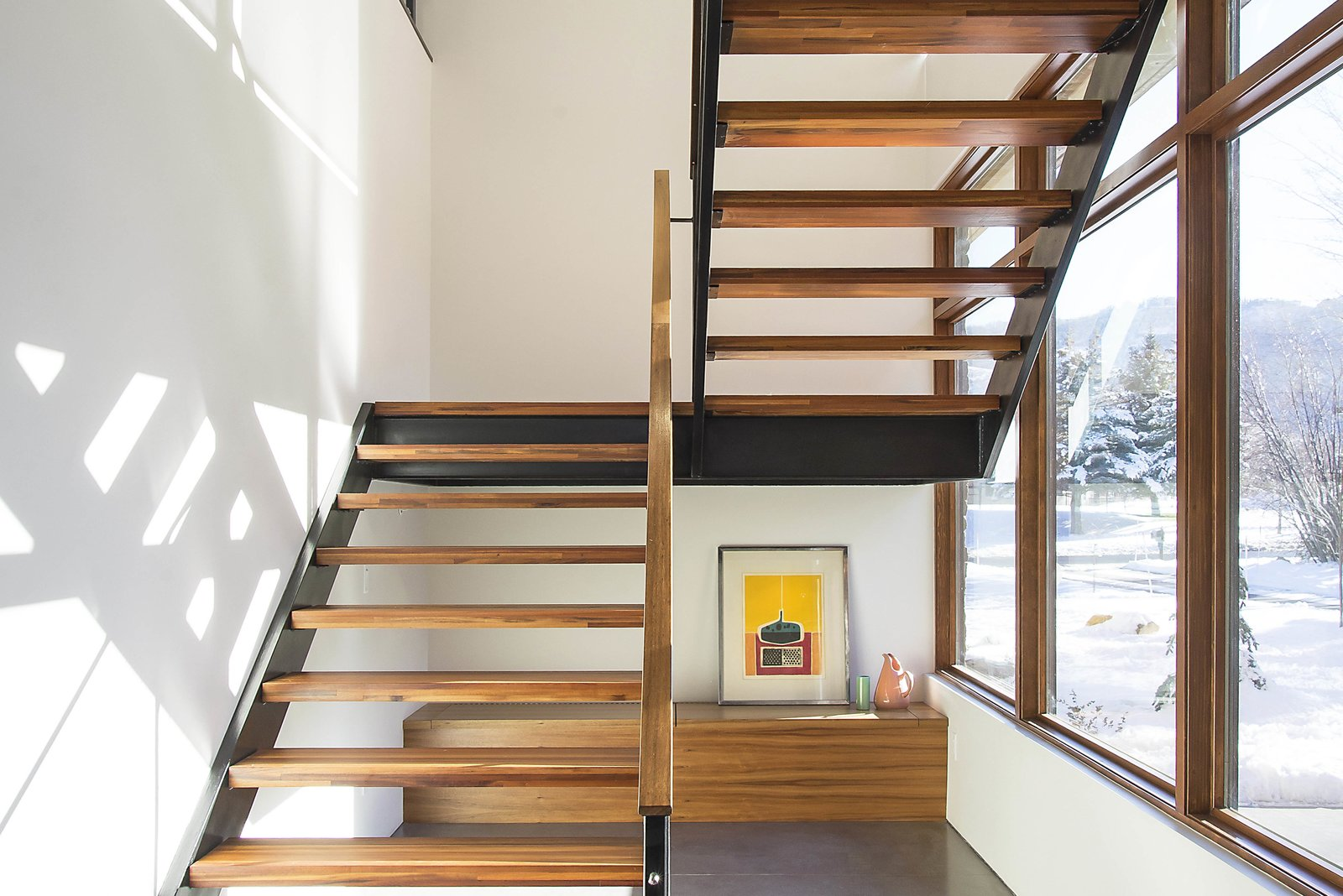 Main Staircase  Lucky John Home by Imbue Design