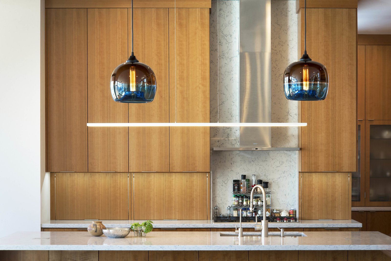 Kitchen  Lucky John Home by Imbue Design