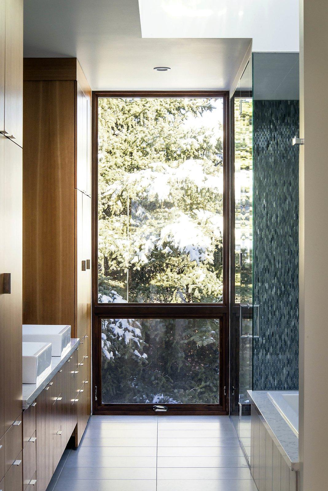 Master Bathroom  Lucky John Home by Imbue Design