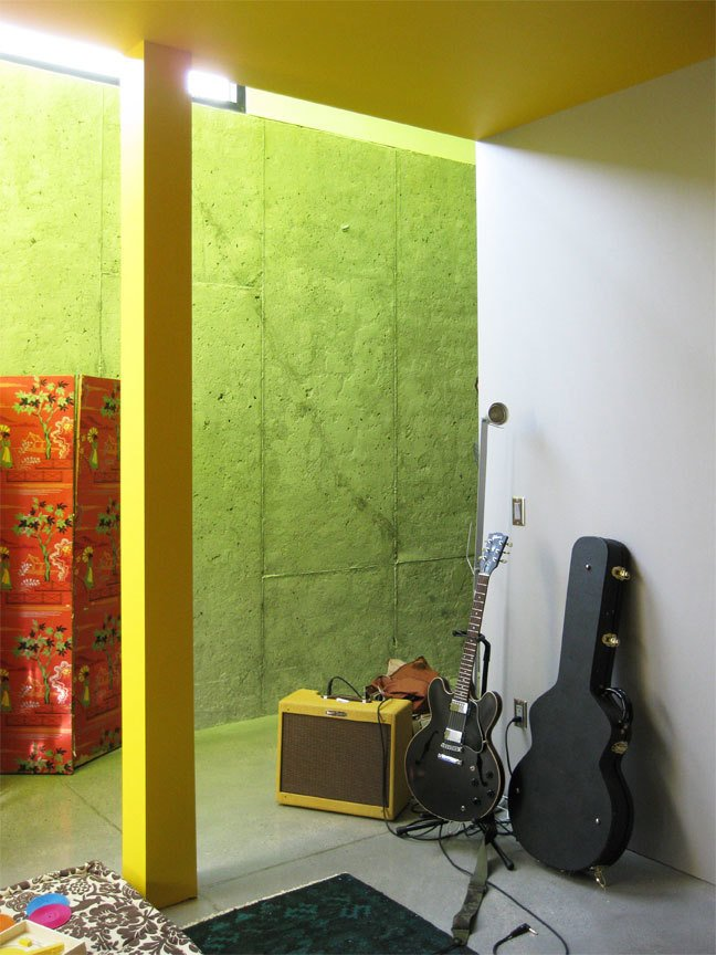 Basement Family Room  Thorn Residence by Imbue Design