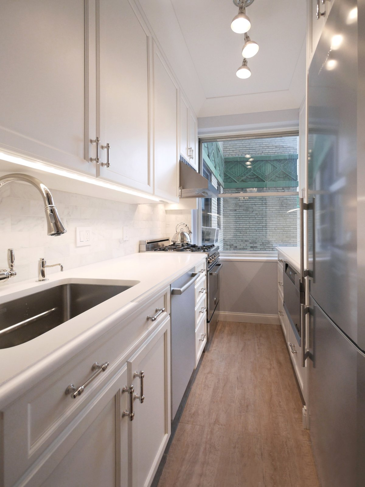 Galley Kitchens Collection Of 7 Photos By Paula Mcdonald Design Build Interiors Dwell