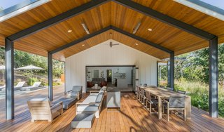 Main House - indoor outdoor space