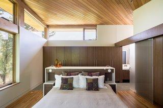Gregory Creek Residence - Bedroom