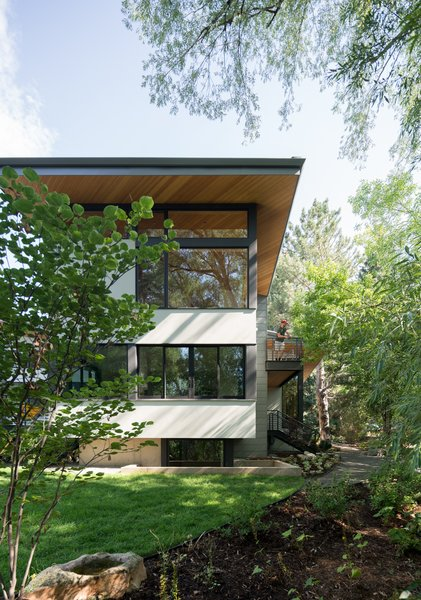 Gregory Creek Residence - Exterior