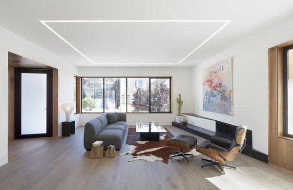 Best 60 Modern Living Room Recliner Design Photos And Ideas Dwell